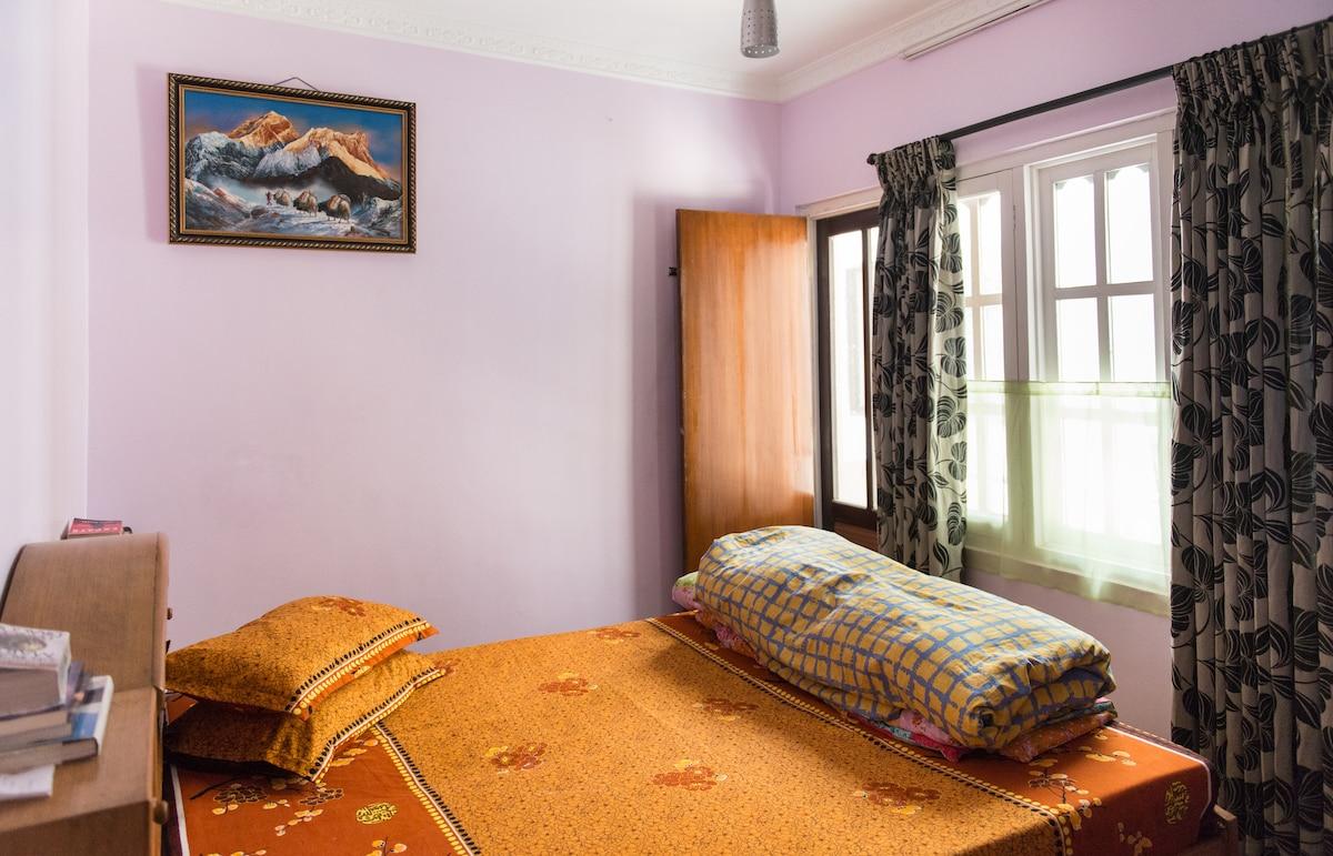 Home Stay in Green Part Kathmandu