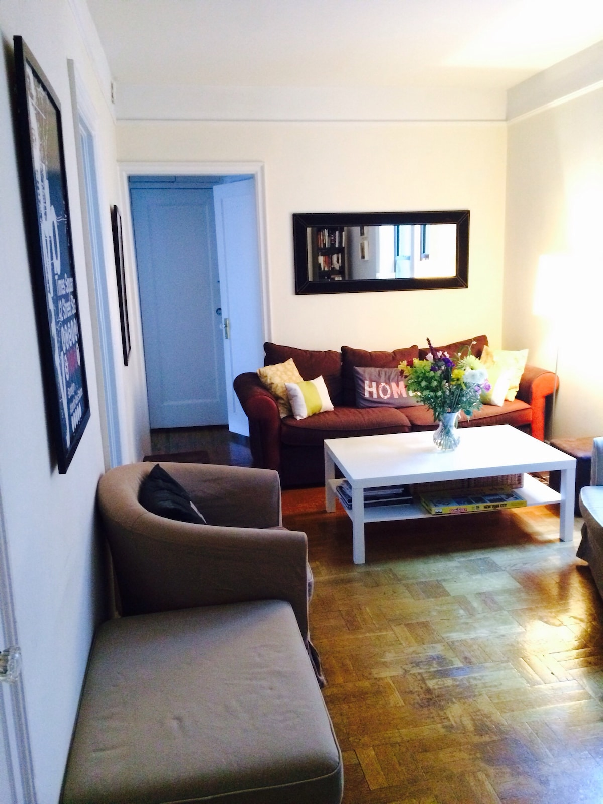 Cosy 3 BR apt in Times Square
