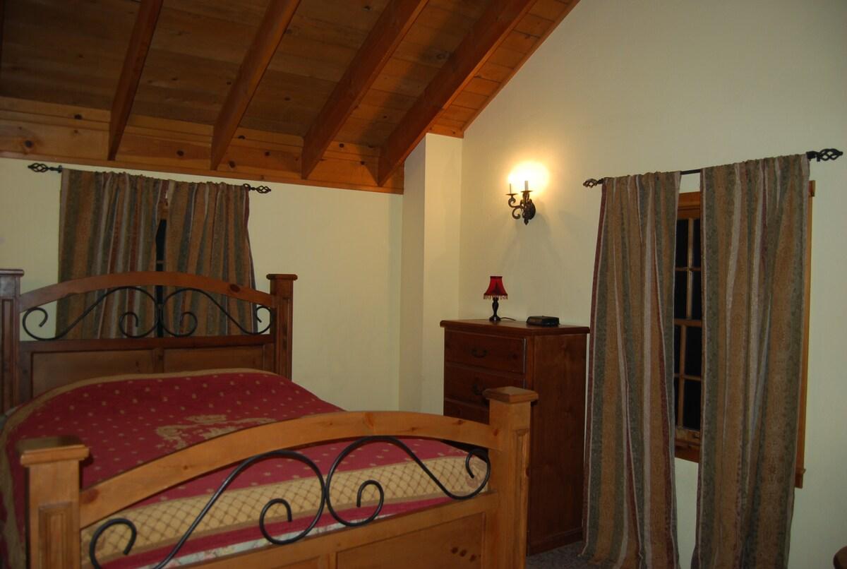 Master bedroom, Romantic!