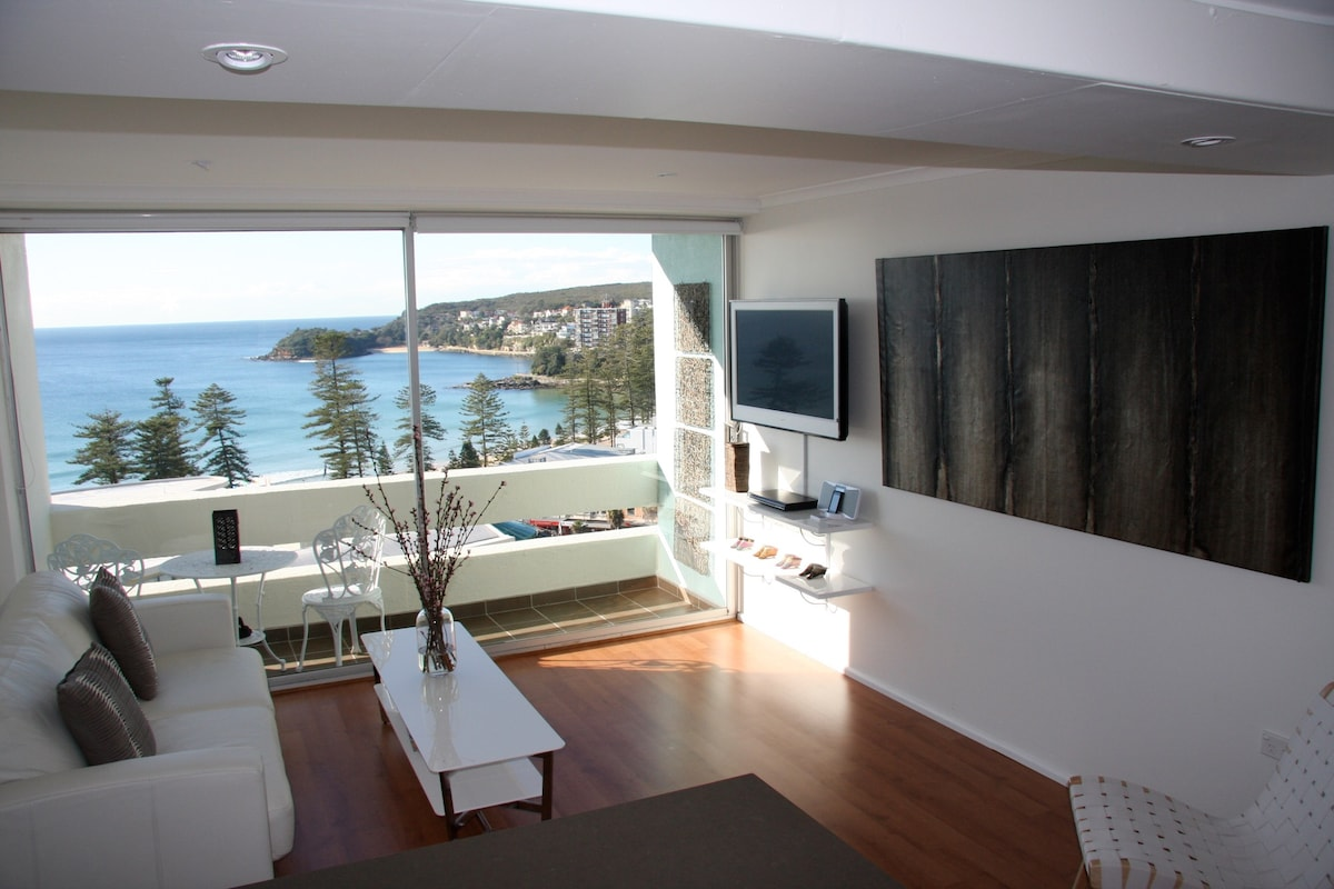 Beach, View, Style in Manly Beach