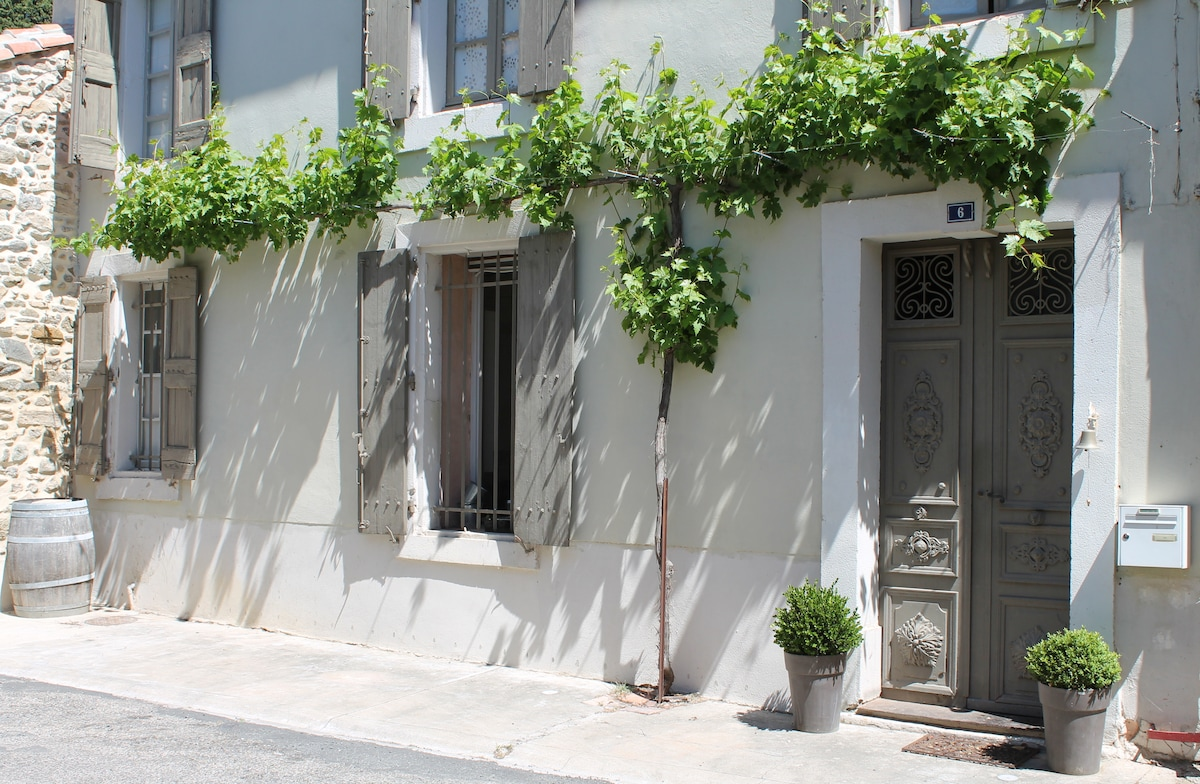 Beautiful classic french Town house
