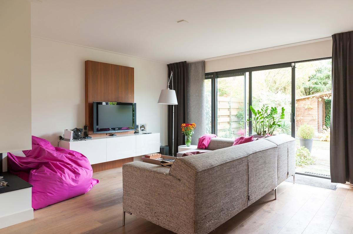 Modern huis 10 min van centrum in 39 s hertogenbosch - Foto modern huis ...