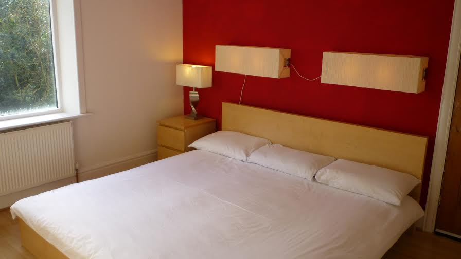 Stylish room in Salford Manchester