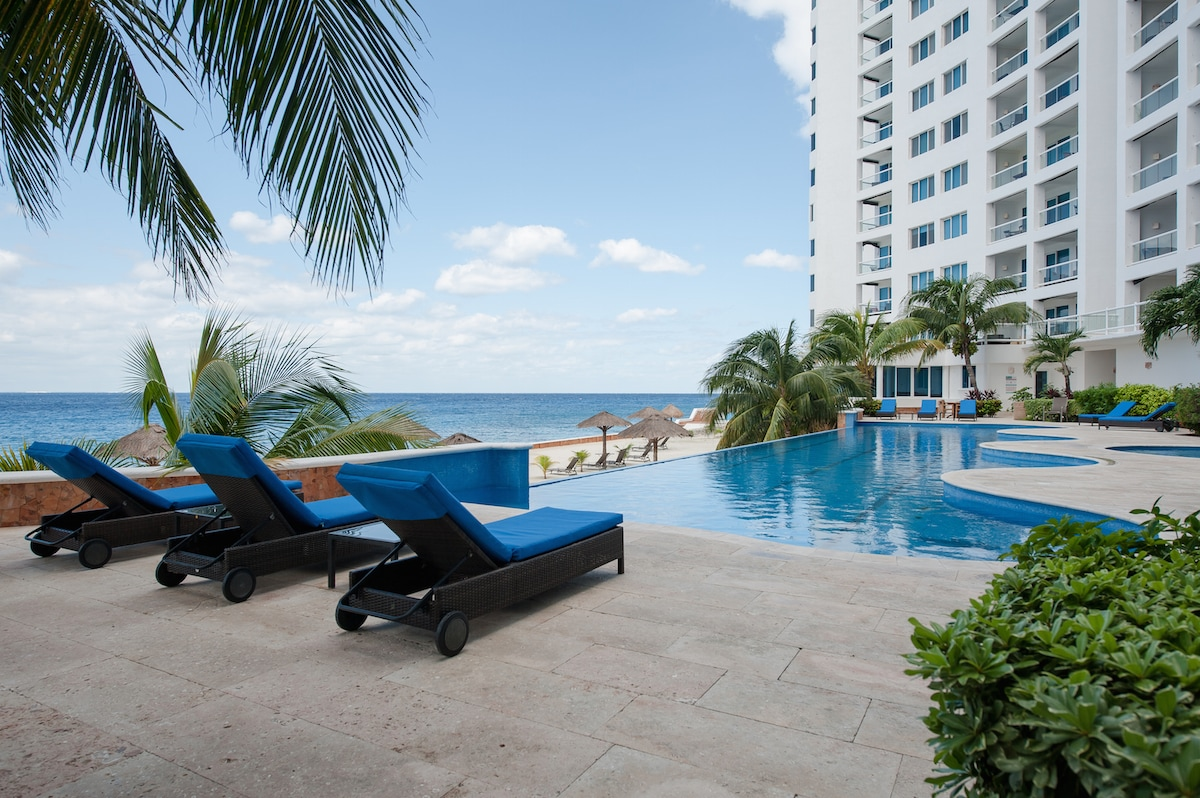 New condo for rent in Cozumel! 1A