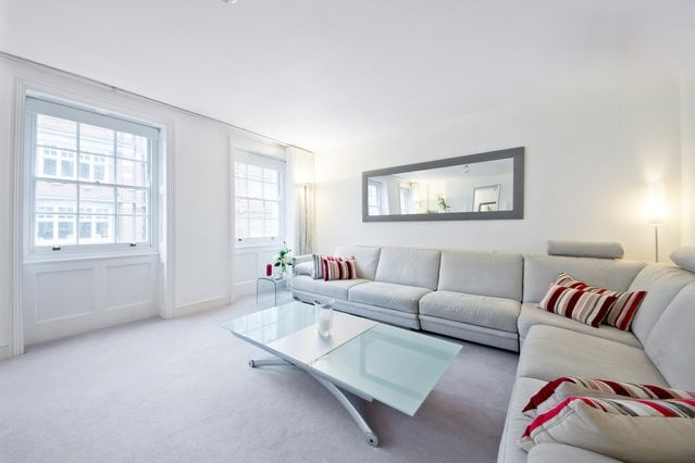 Five Star Flat in London's West End