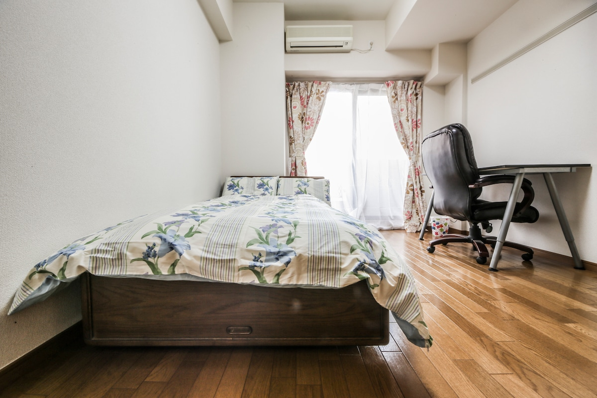 Cozy Apartment in Kachidoki, Tokyo!