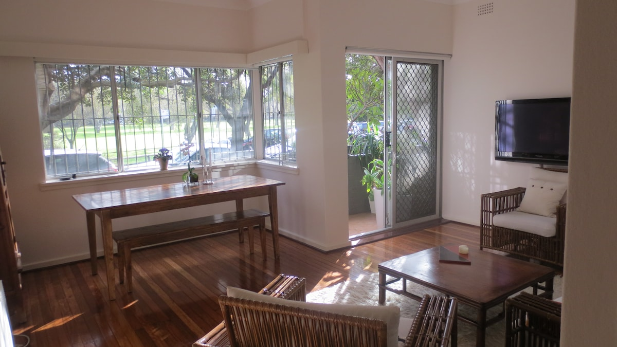Rose Bay apartment available June