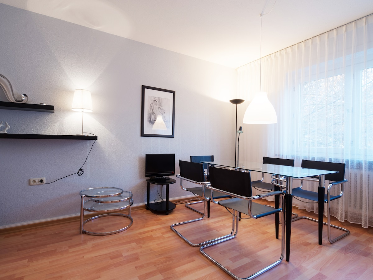 Central Lux 2,5 room apartment