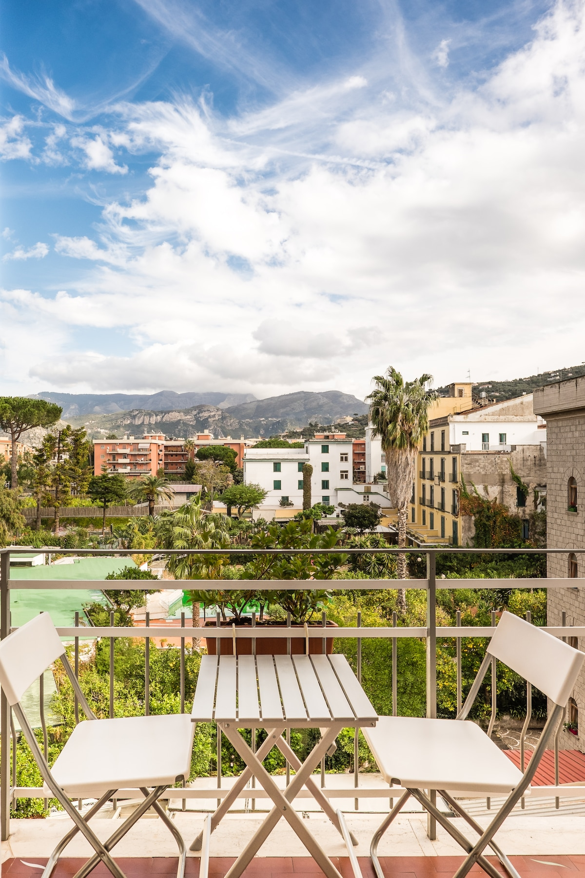 Apartment in the heart of Sorrento