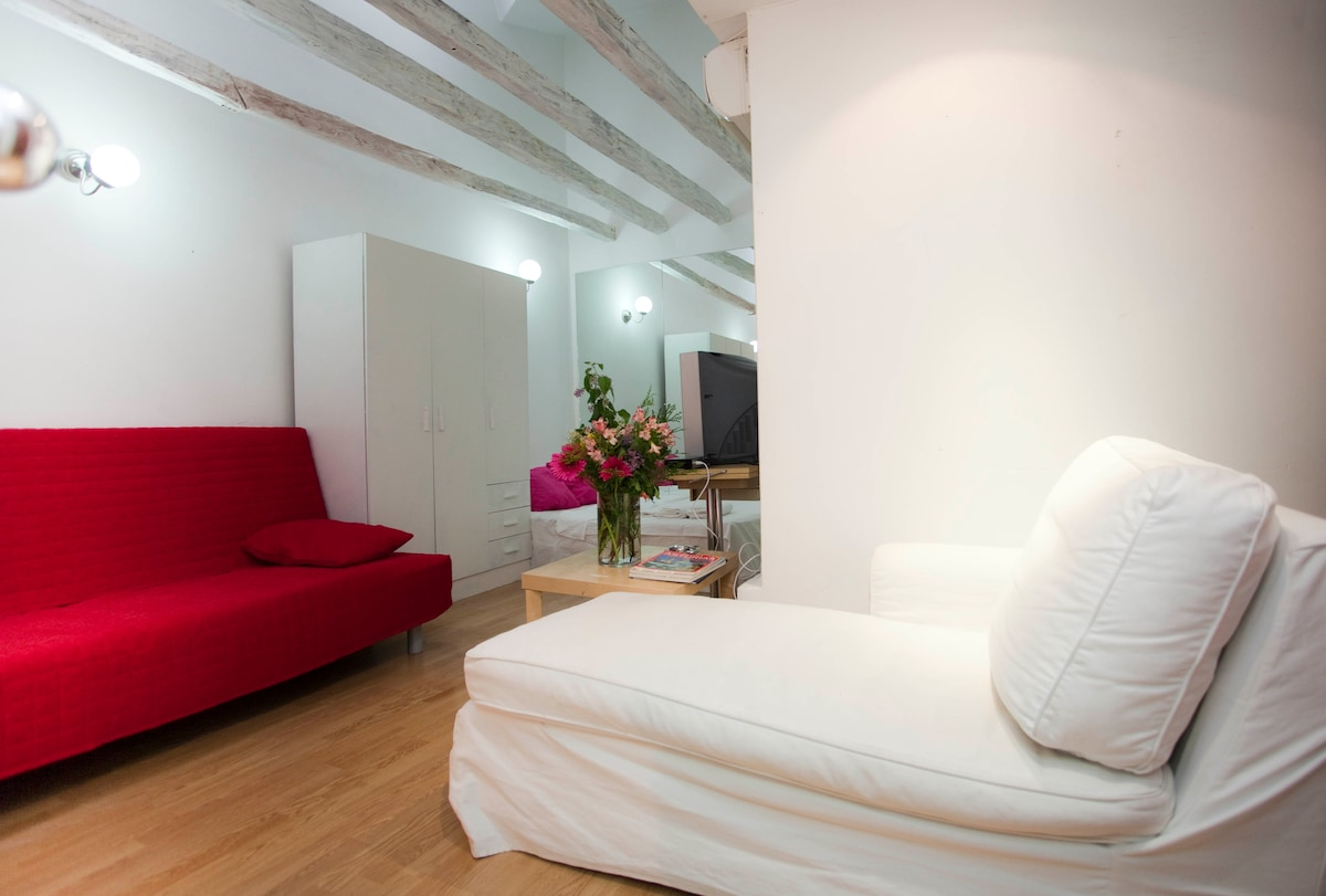 CHUECA 20 METERS FROM HOUSE