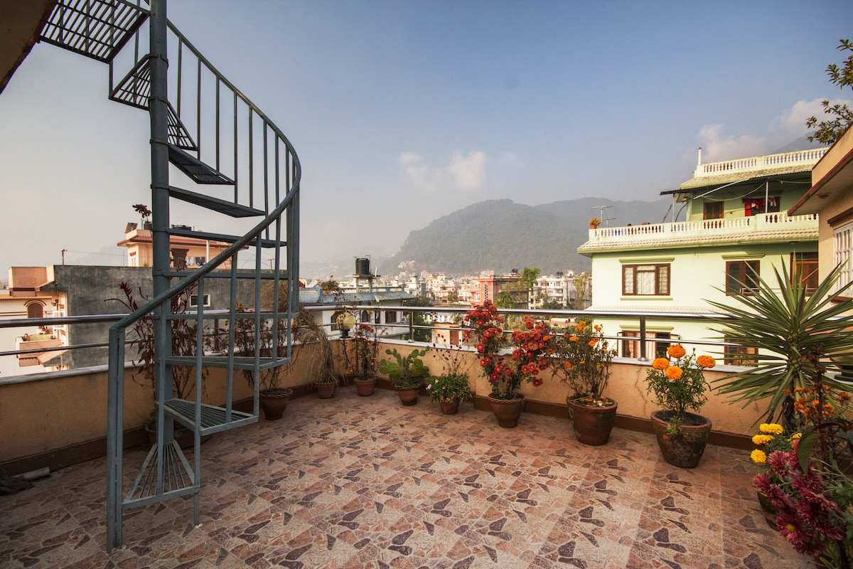 More than  just a room in kathmandu