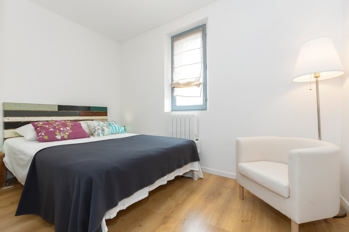 N°1 Appart 1 chambre Wifi 3 guest