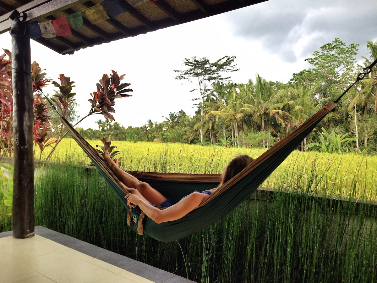 CHARMING HOUSE in Ubud Rice Fields