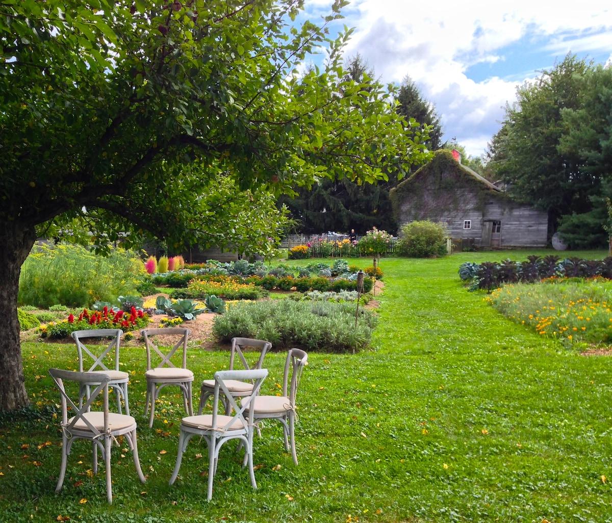 Beautiful Liberty View Farm