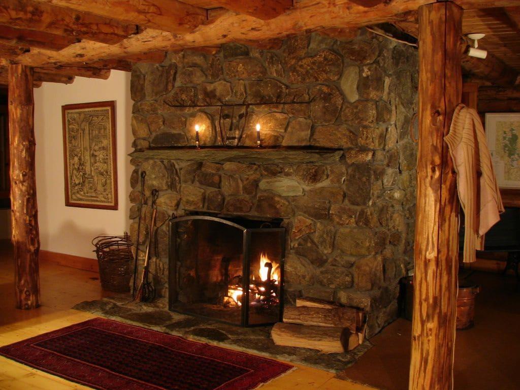 Green Mountain Luxury Log House