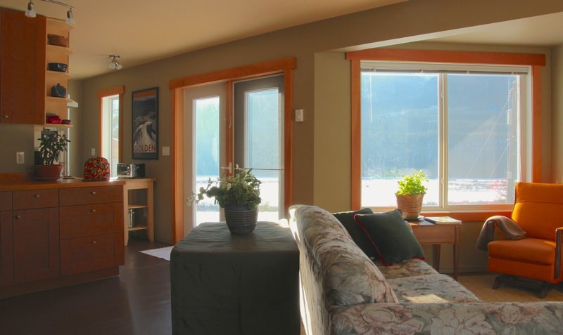 Hawkes Hill Vacation Home Golden BC