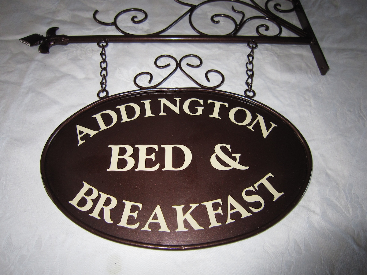 addington bed and breakfast twin
