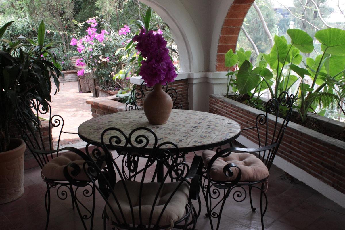 Villa Taxco authentic mex. home