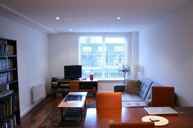 Modern Double Room in Shoreditch