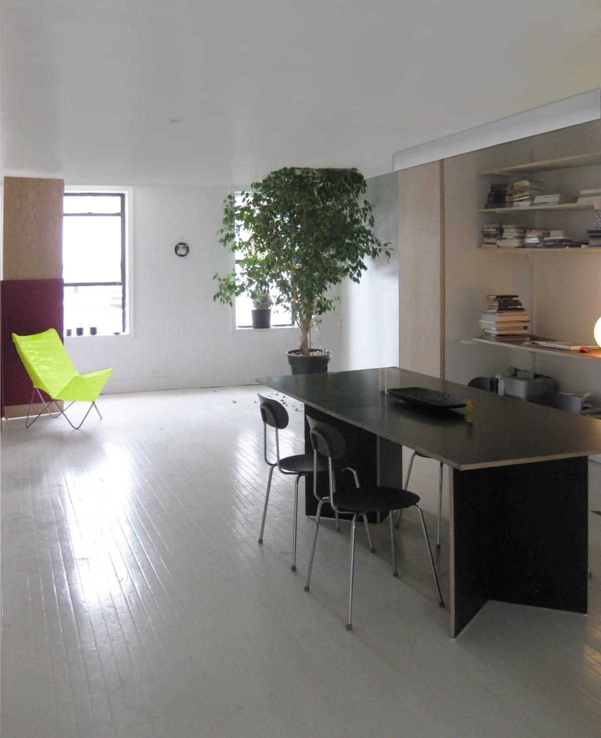 White Box Loft private room SPECIAL