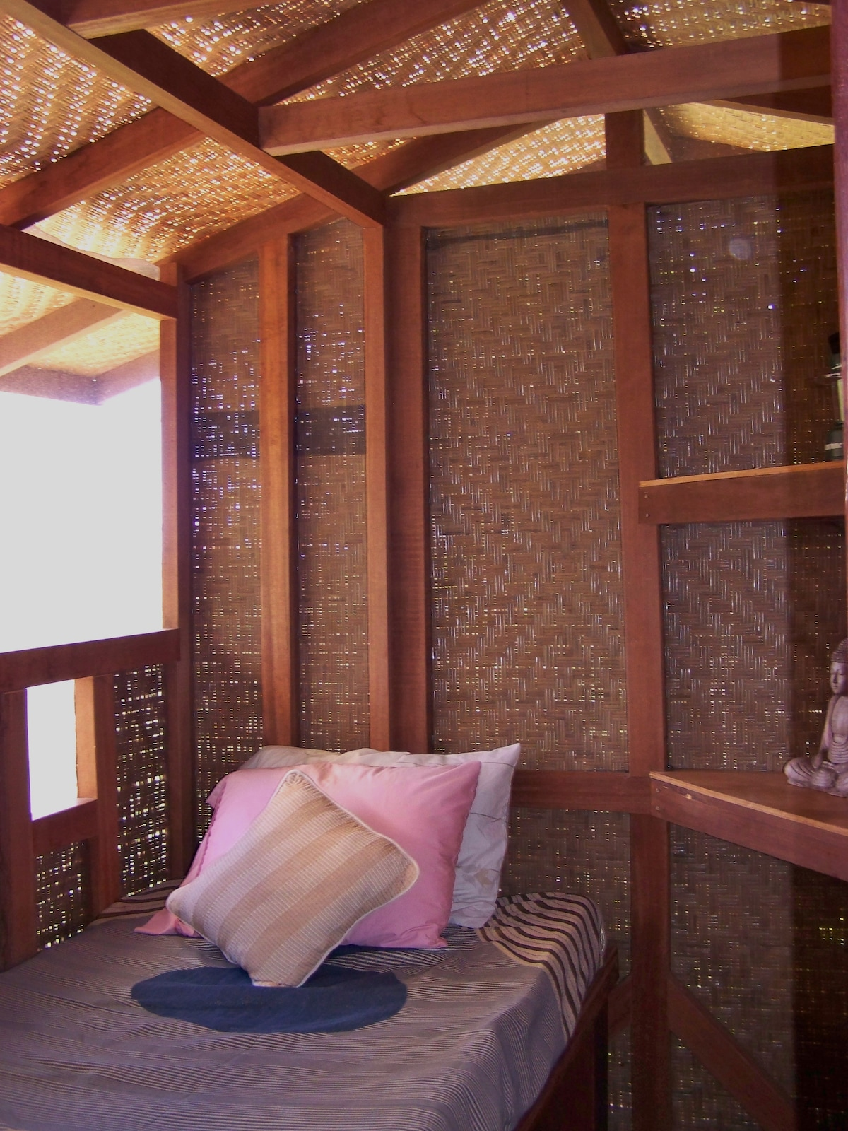 Interior of Butterfly Cabin