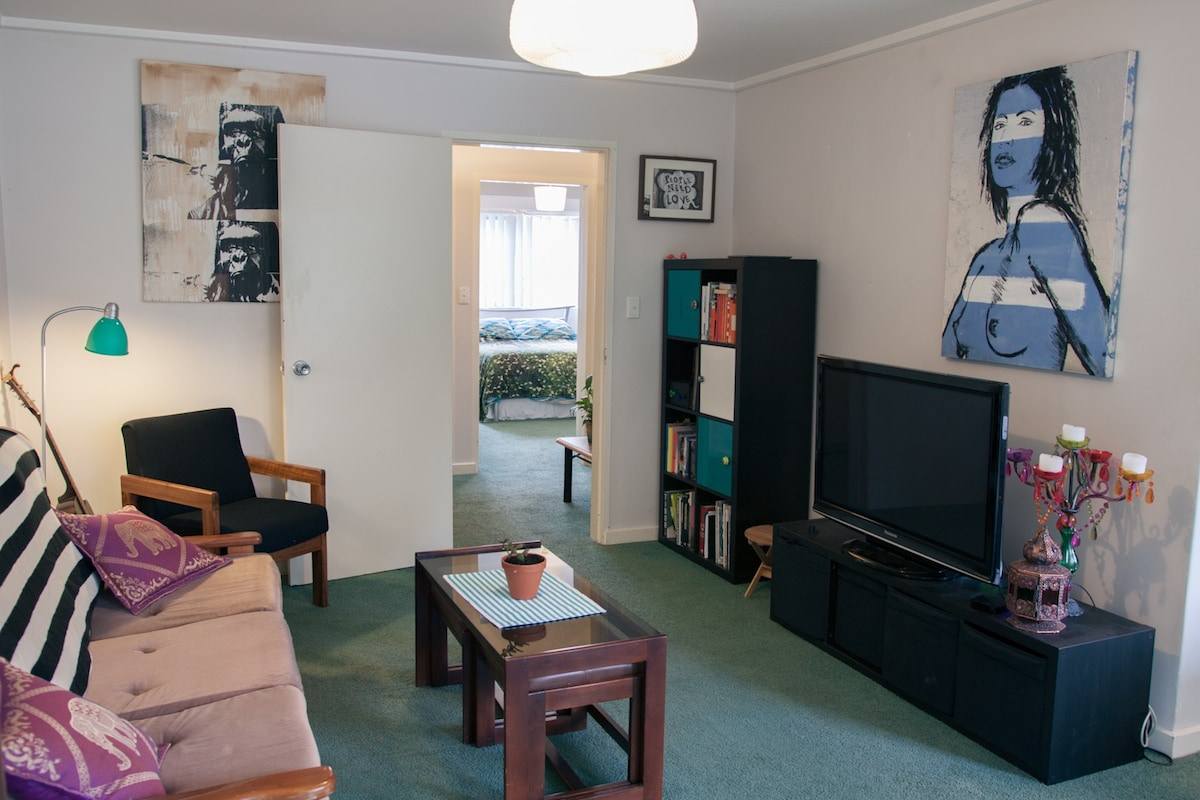 Vintage apartment in Fitzroy