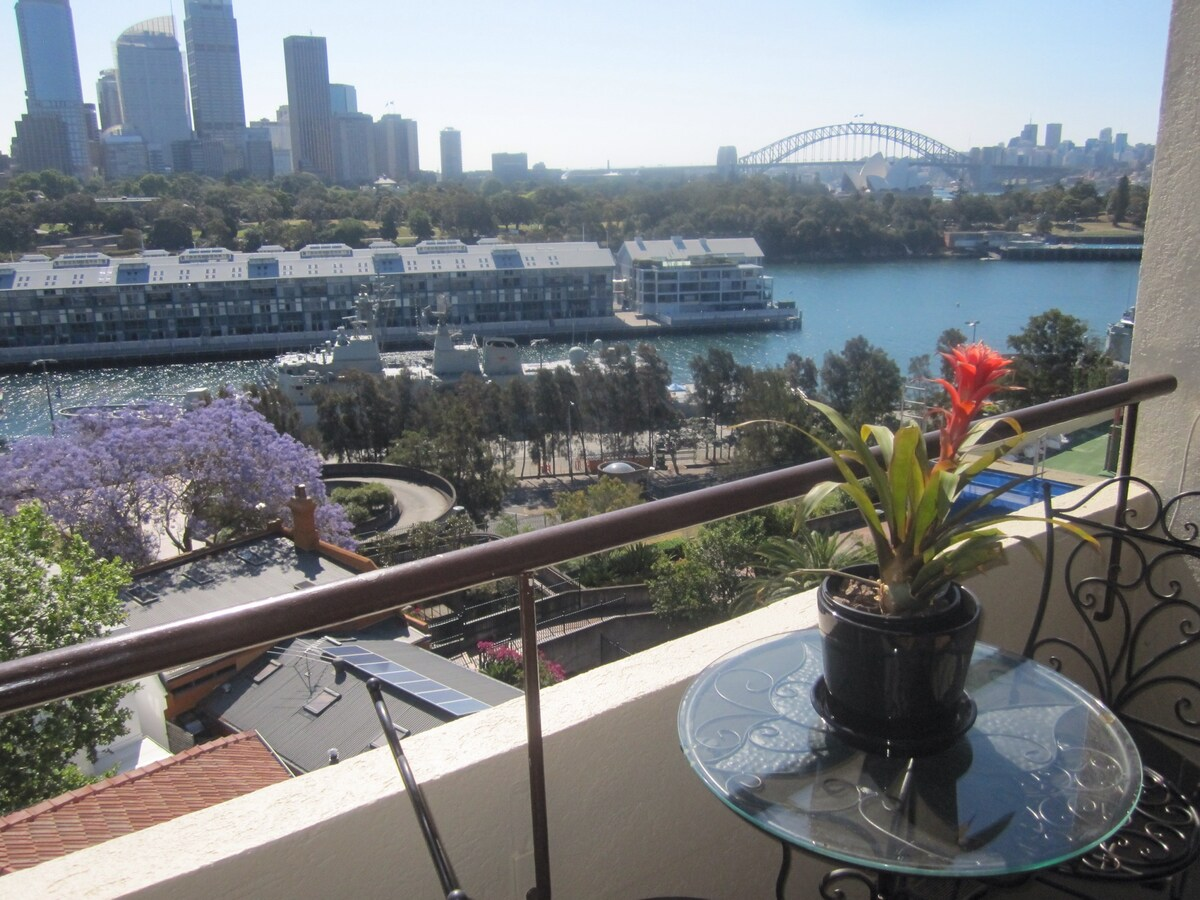 Brilliant views of Sydney's icons!