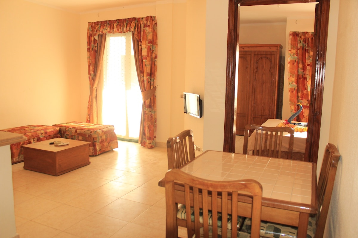 One bedroom apartments Naama Bay