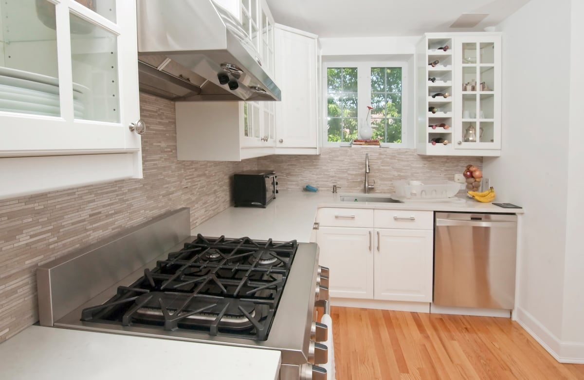 Kitchen can be used for microwave and refrigeration only