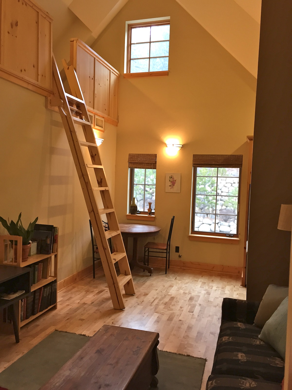 Excellent 1BD close to downtown.