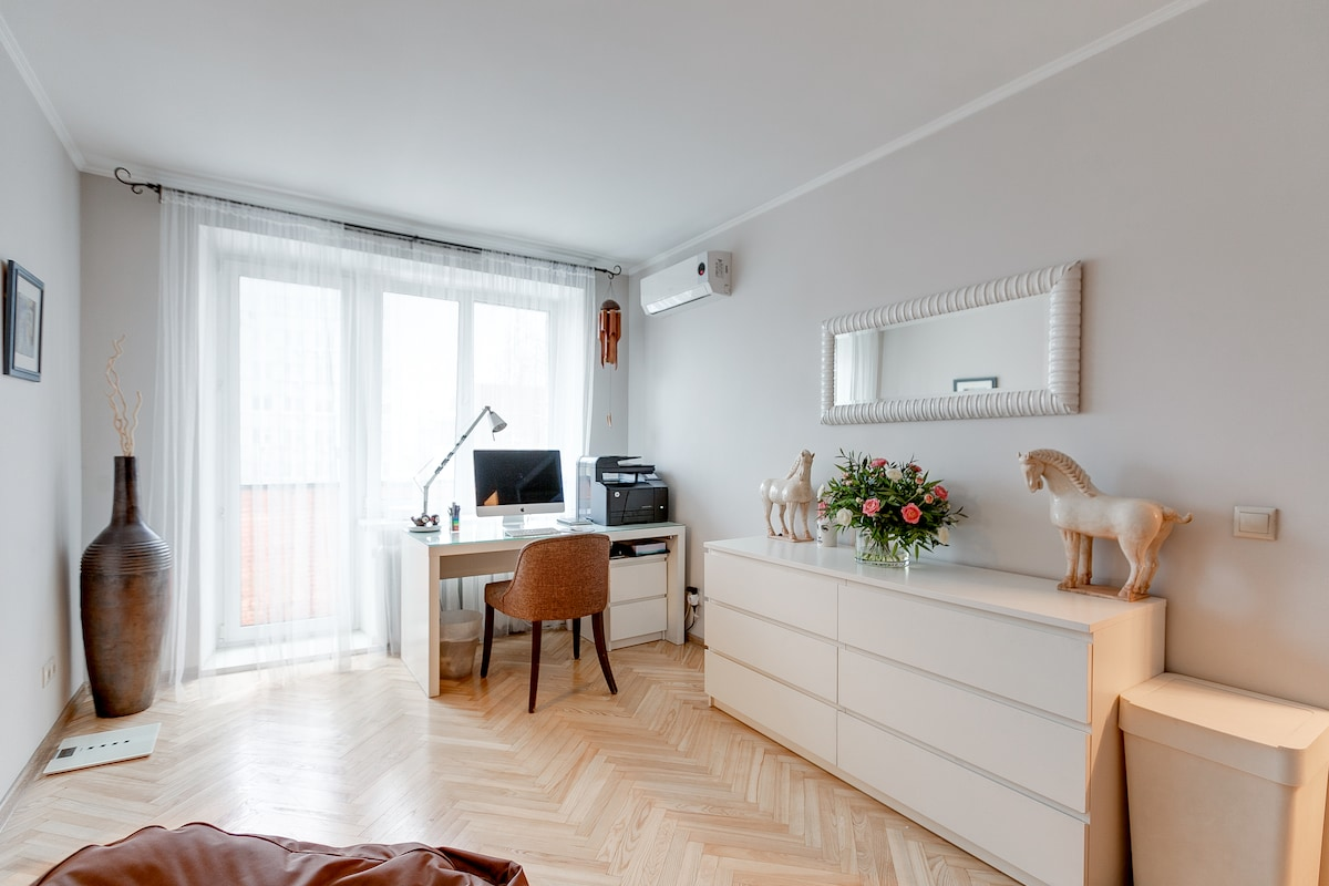 Сozy small appartment