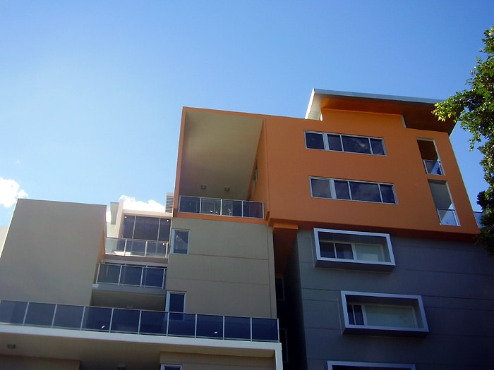 This is the Unit sits on top of building 9th Floor, complete privacy and fulviews to city, airport and Botany bay.