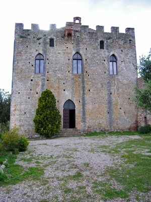 Castello autentico (Capraia)