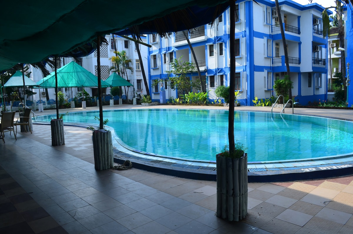 Candolim - Serviced apartment