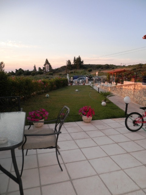 4 Bedroom Villa in Pefkohori