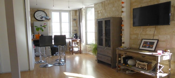 Nice cosy apartment in Chartrons
