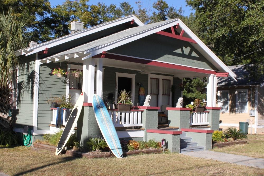 Historic Bungalow Riverside 5Points