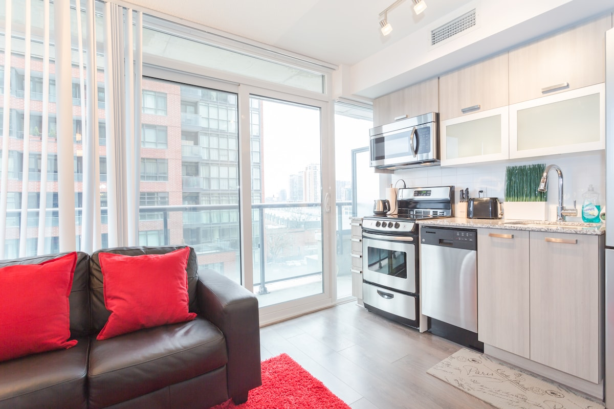 Brand New Condo in Downtown Toronto