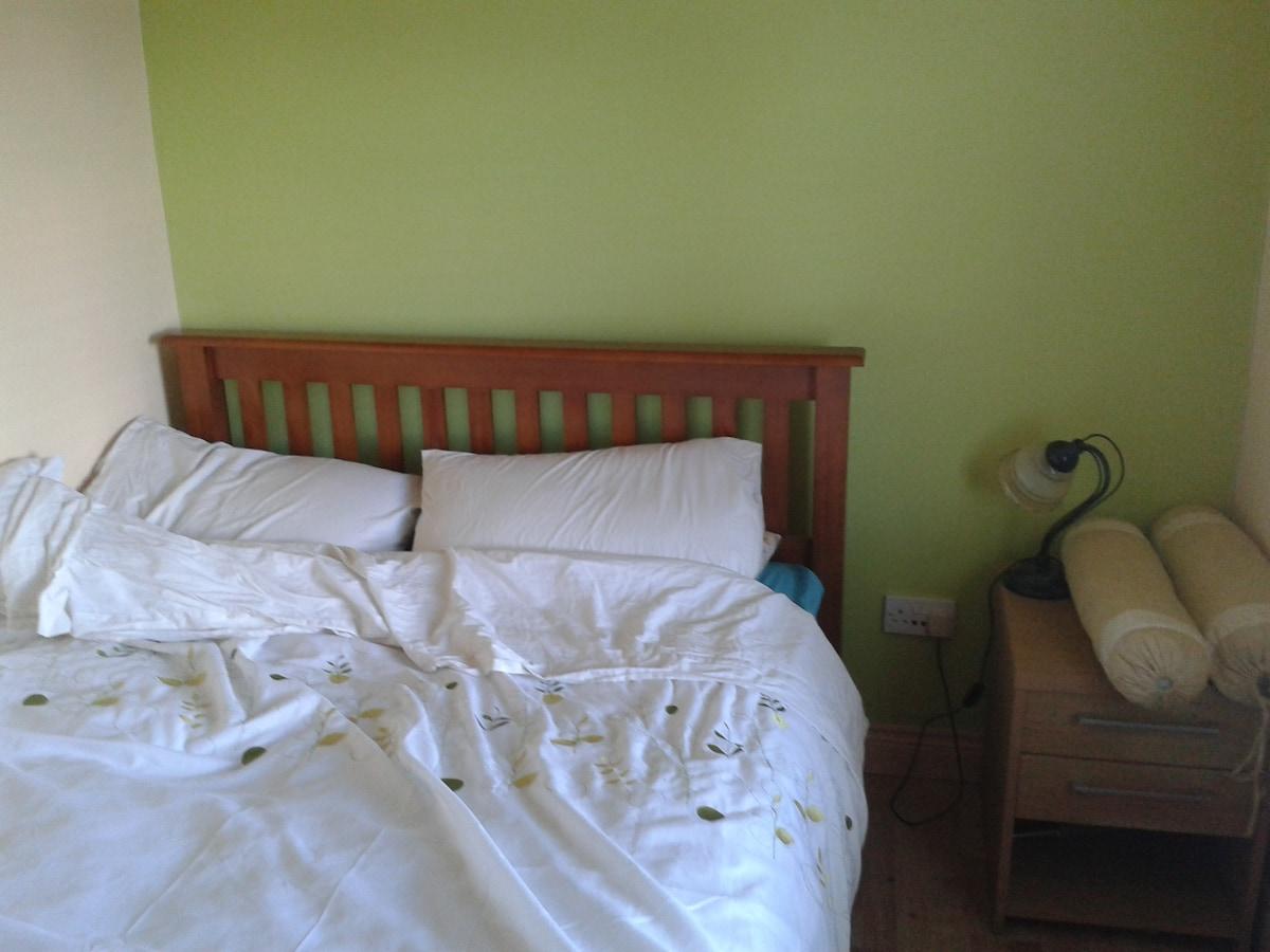 small cosy room ...