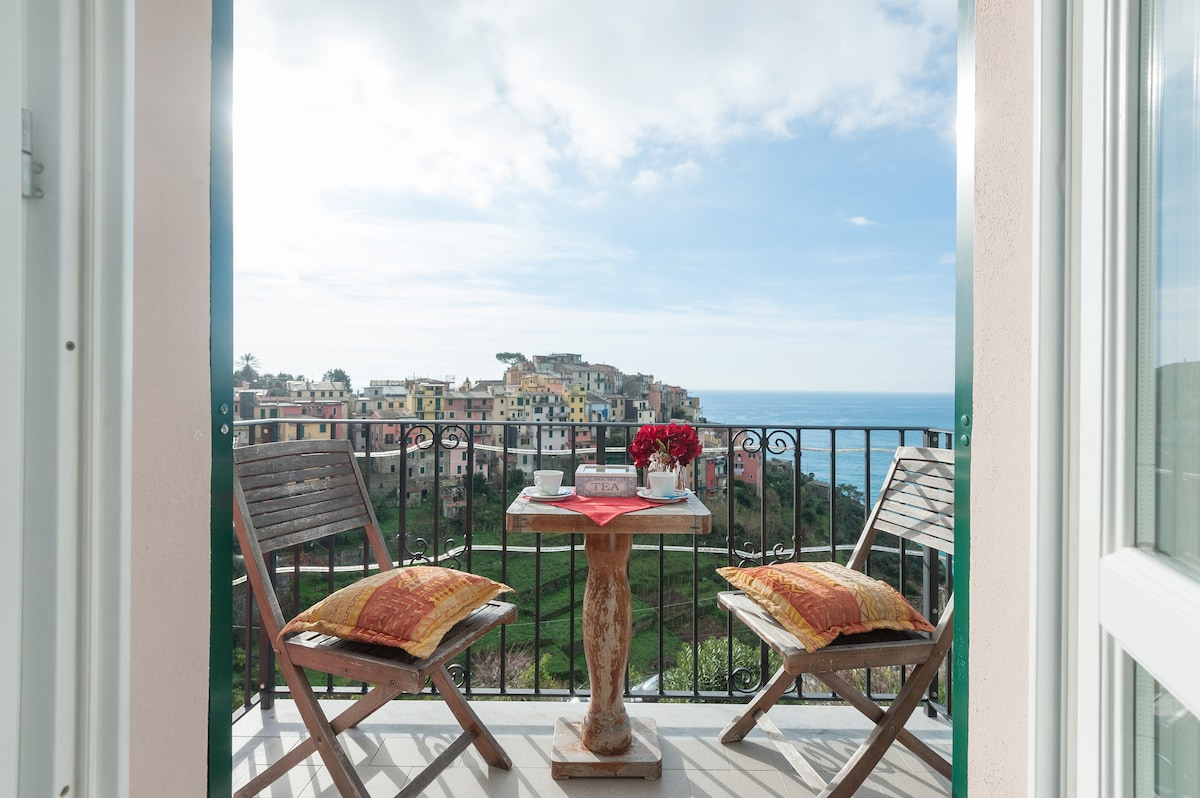 sea view, fresh breakfast, balcony
