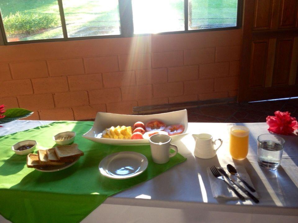 Disfrute de Nuestros desayunos (Breakfast)