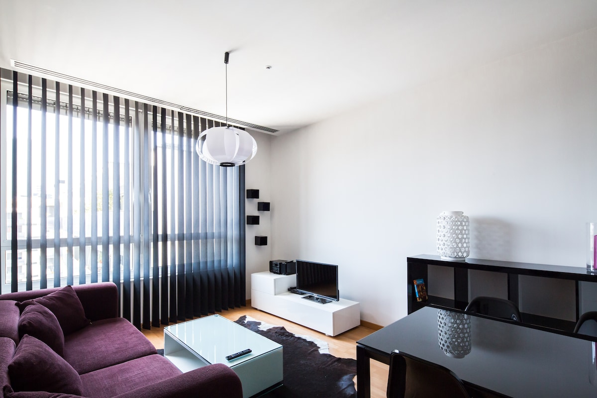 Stylish+cozy home/parking/CCIB/WIFI