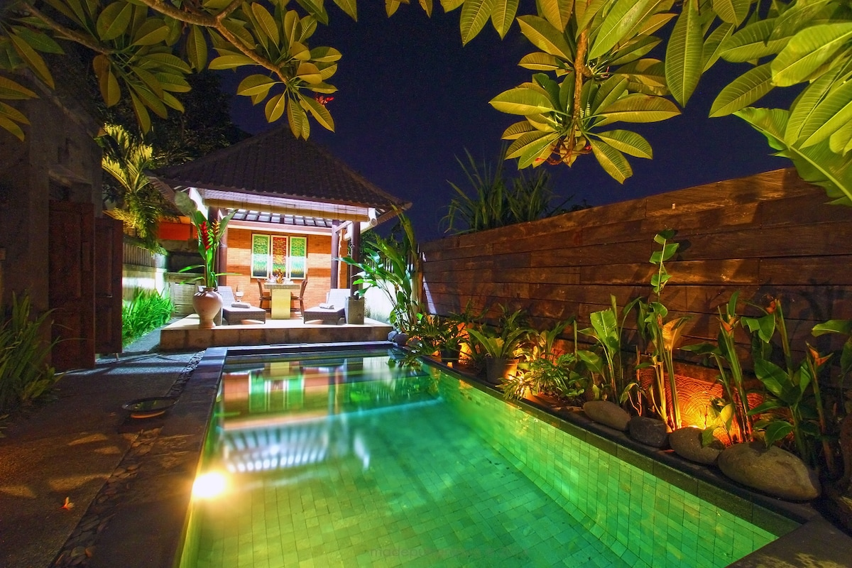 One BR Shared Pool Villa