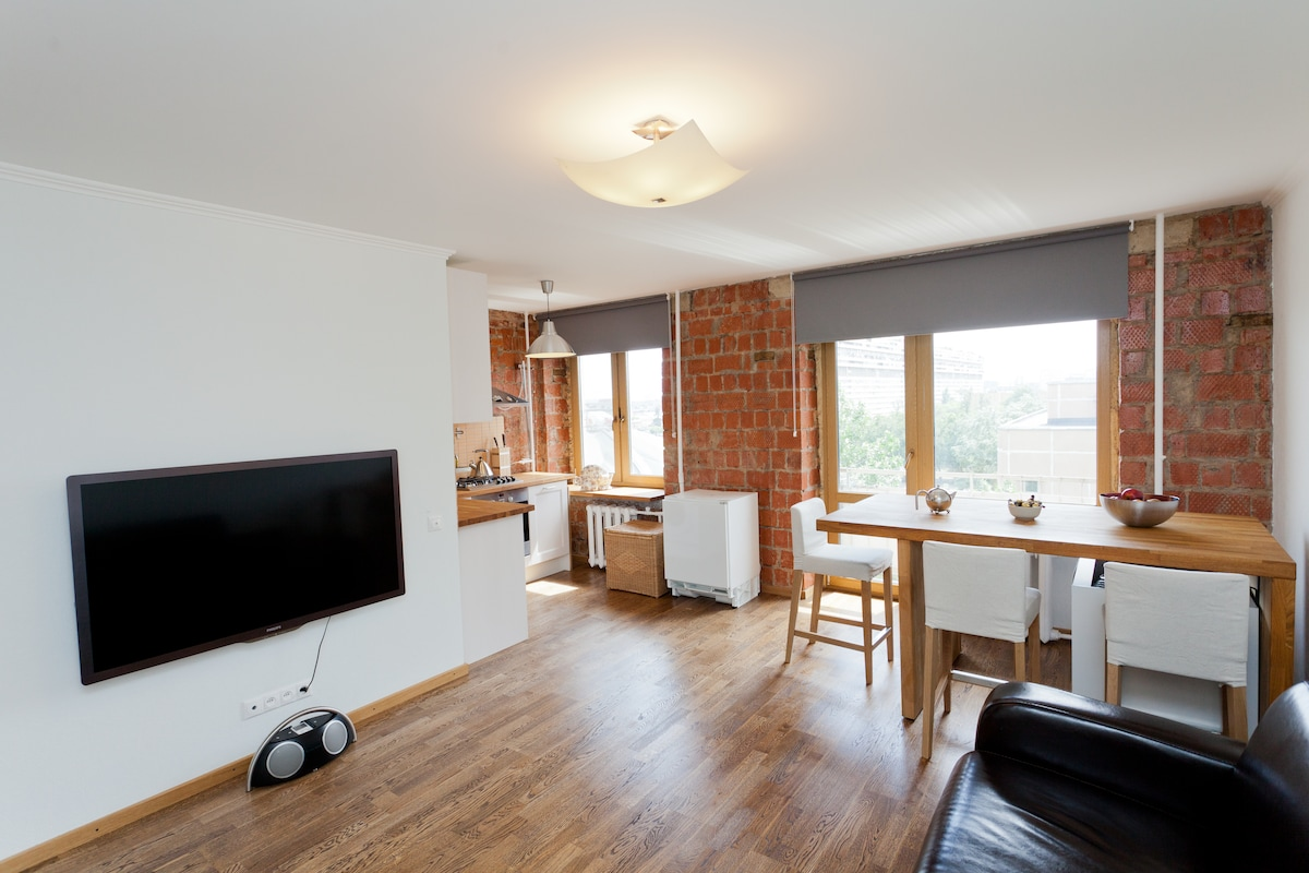 Loft Studio in the City Centre