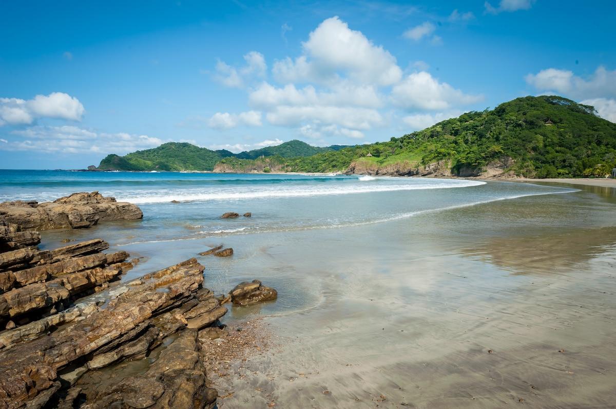 Playa Majagual- a guest favouitre