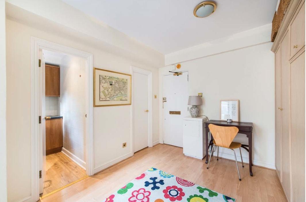 Perfect studio flat in Chelsea