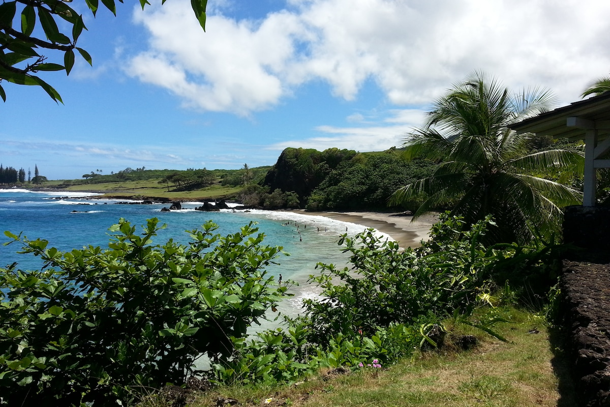 "Beach ""Junglelow"", Hana, Maui"