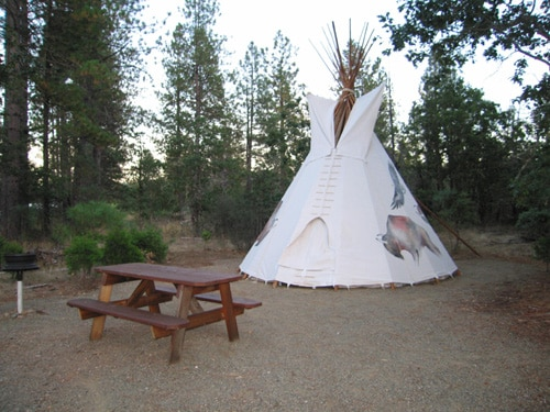 Beautiful 18' Buffalo TiPi (C2)