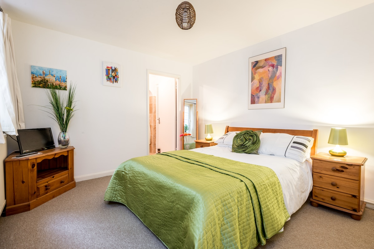 Seafront En-Suite Double Room
