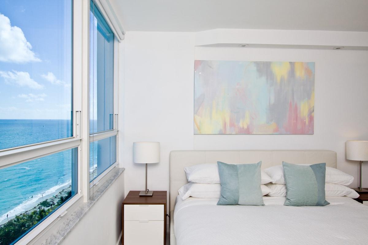 Beachfront New 14th Floor Oceanview